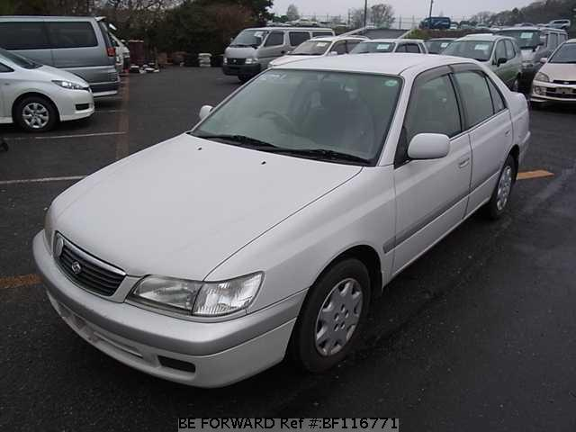 Used 2001 TOYOTA CORONA PREMIO BF116771 for Sale
