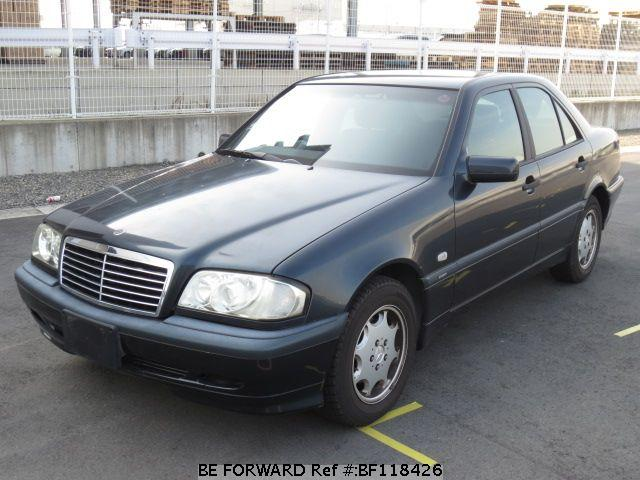 Used C-CLASS MERCEDES-BENZ for Sale | BF118426 | Japanese Used ...