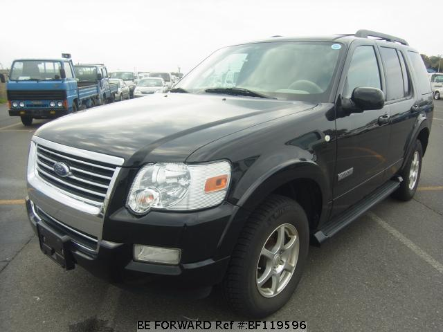 Used 2006 FORD EXPLORER BF119596 for Sale