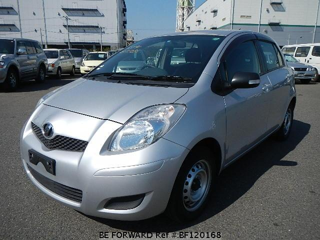 Used Vitz Toyota For Sale Bf120168 Japanese Used Cars