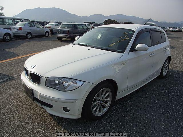 used 1 series bmw for sale bf121230 japanese used cars. Black Bedroom Furniture Sets. Home Design Ideas