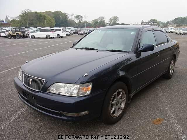 Used 1997 TOYOTA CRESTA BF121392 for Sale
