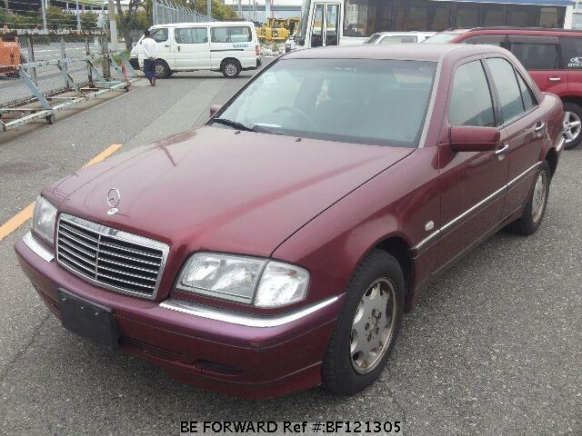 Used C-CLASS MERCEDES-BENZ for Sale   BF121305   Japanese Used ...