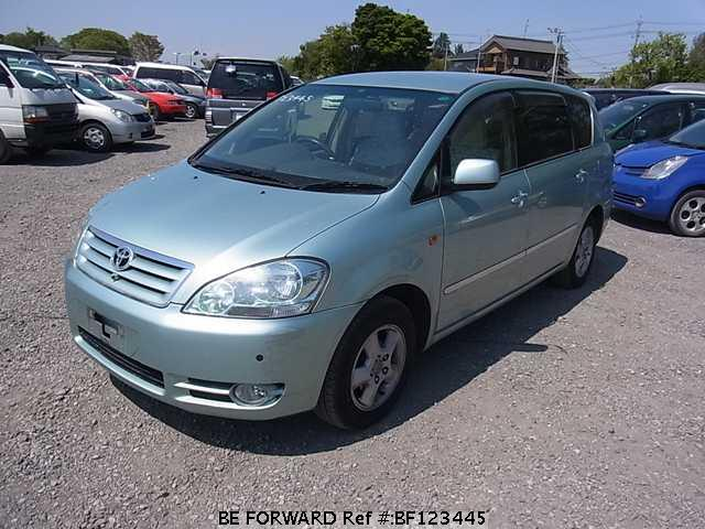 Used 2001 TOYOTA IPSUM BF123445 for Sale