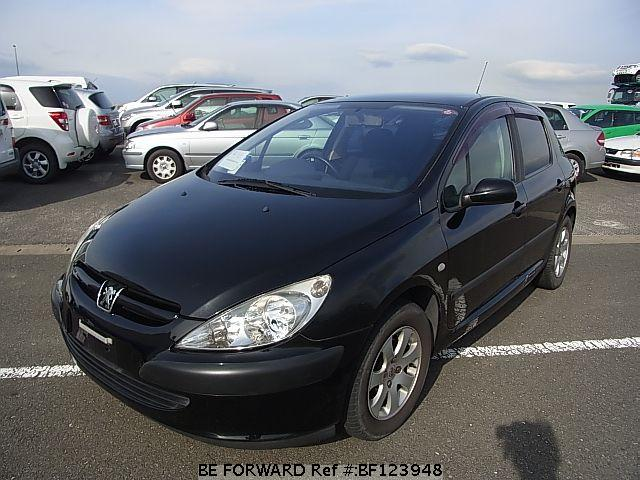 Used 307 Peugeot For Sale Bf123948 Japanese Used Cars
