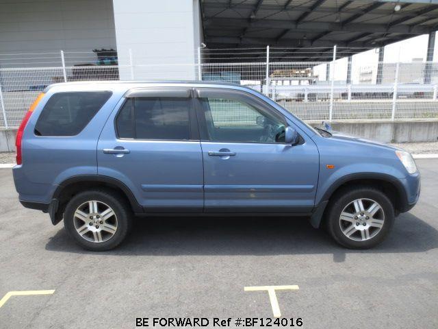 Хонда срв 2003 фото