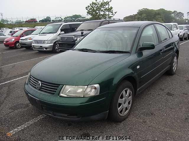 Used 2000 VOLKSWAGEN PASSAT BF119694 for Sale