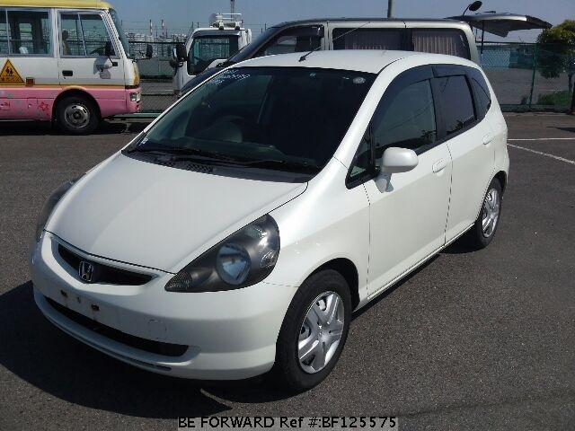 Used 2004 HONDA FIT BF125575 for Sale