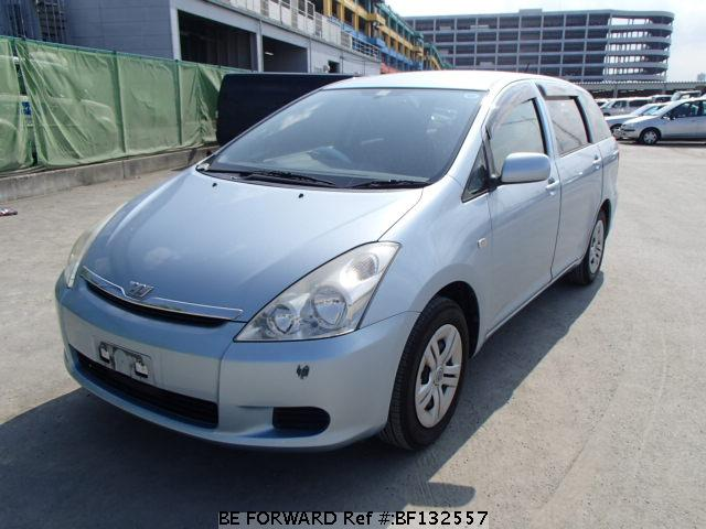 Used 2003 TOYOTA WISH BF132557 for Sale