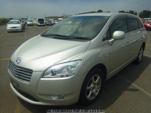 Used 2008 TOYOTA MARK X ZIO BF135540 for Sale