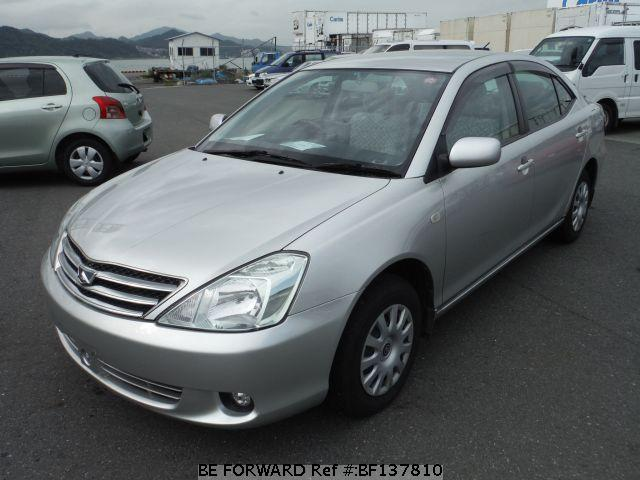 Used Allion Toyota For Sale Bf137810 Japanese Used