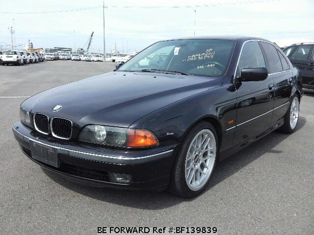 Used 5 Series Bmw For Sale Bf139839 Japanese Used Cars