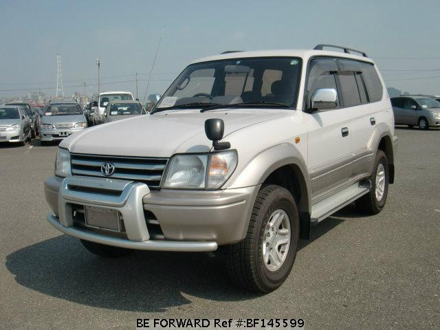 Used Land Cruiser Prado Toyota For Sale Bf145599