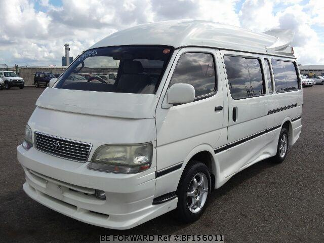 Toyota Hiace Vans For Sale Find Used Toyota Hiace Van