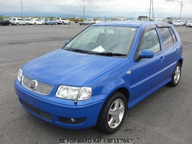 Used Polo Volkswagen For Sale Bf157667 Japanese Used