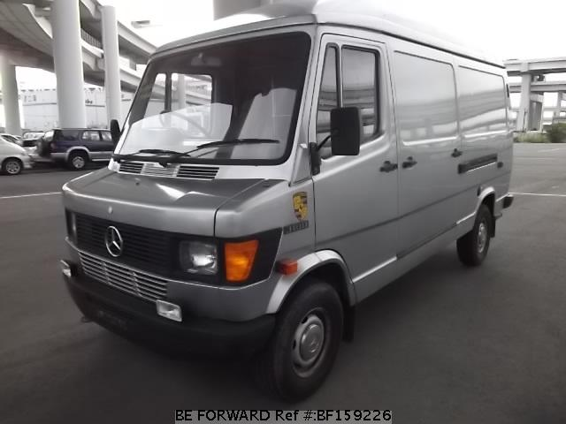 Used Transporter Mercedes Benz For Sale Bf159226