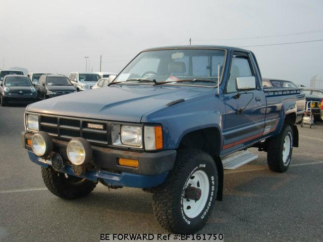 Used Hilux Truck Toyota For Sale Bf161750 Japanese