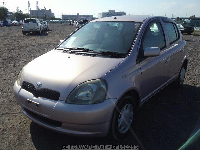 Used 2000 TOYOTA VITZ BF162253 for Sale