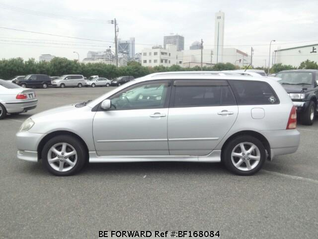 Used Corolla Fielder Toyota For Sale Bf168084 Japanese