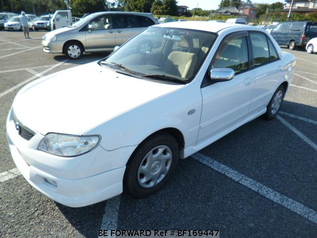 Used 2003 MAZDA FAMILIA BF169447 for Sale