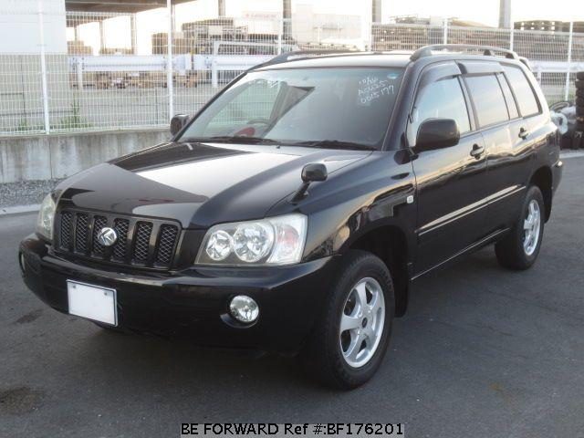 Used Kluger Toyota For Sale Bf176201 Japanese Used