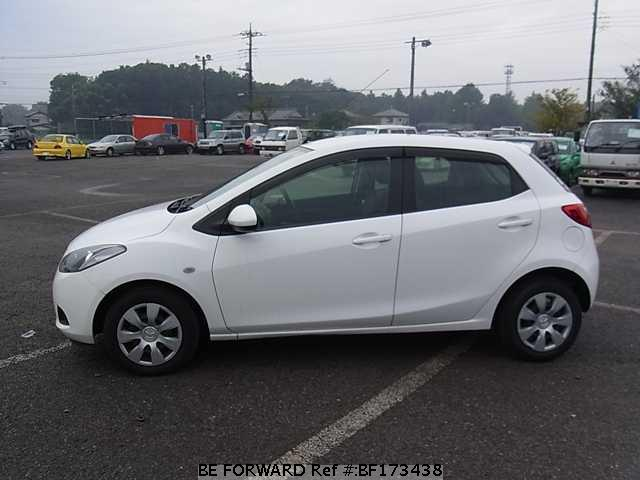 Used DEMIO MAZDA for Sale | BF173438 | Japanese Used Cars ...