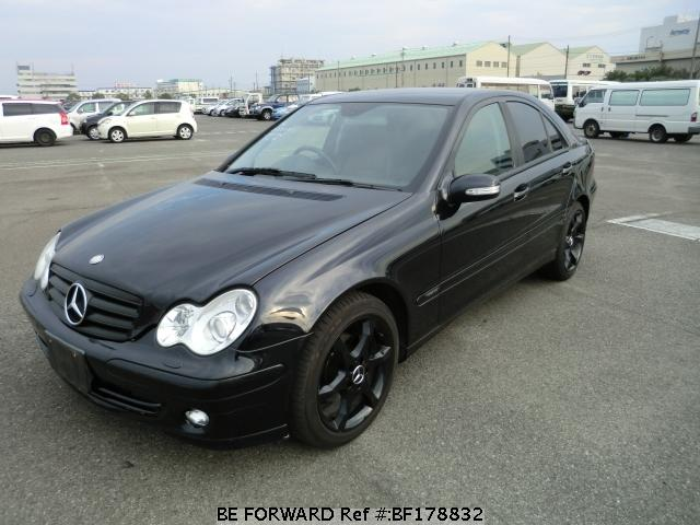 Used c class mercedes benz for sale bf178832 japanese for Mercedes benz c class for sale used