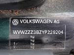 Used 2000 VOLKSWAGEN PASSAT BF119694 for Sale Image 27