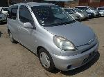 Used 2000 TOYOTA FUN CARGO BF125111 for Sale Image 7