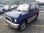 Used 1996 MITSUBISHI PAJERO MINI BF127610 for Sale Image 1