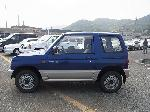 Used 1996 MITSUBISHI PAJERO MINI BF127610 for Sale Image 2