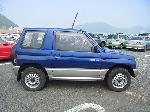 Used 1996 MITSUBISHI PAJERO MINI BF127610 for Sale Image 6