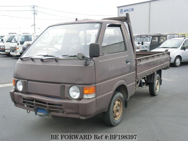 vanette truck nissan d 39 occasion en promotion bf198397 exportateur de voitures japonaises d. Black Bedroom Furniture Sets. Home Design Ideas