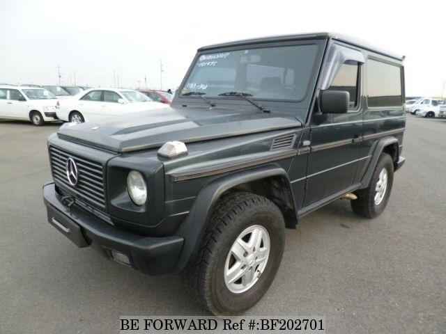 Used g class mercedes benz for sale bf202701 japanese for Mercedes benz g class used 2003
