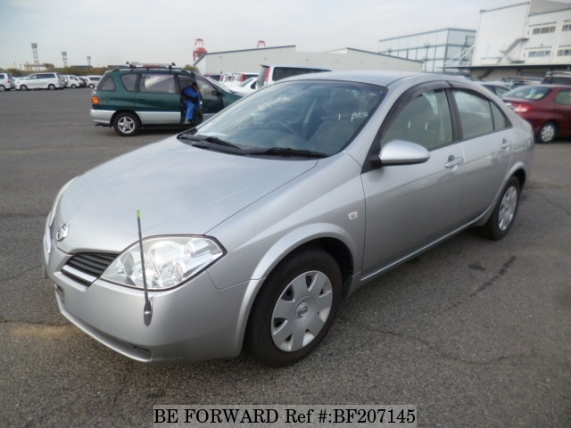 Used 2002 NISSAN PRIMERA BF207145 for Sale