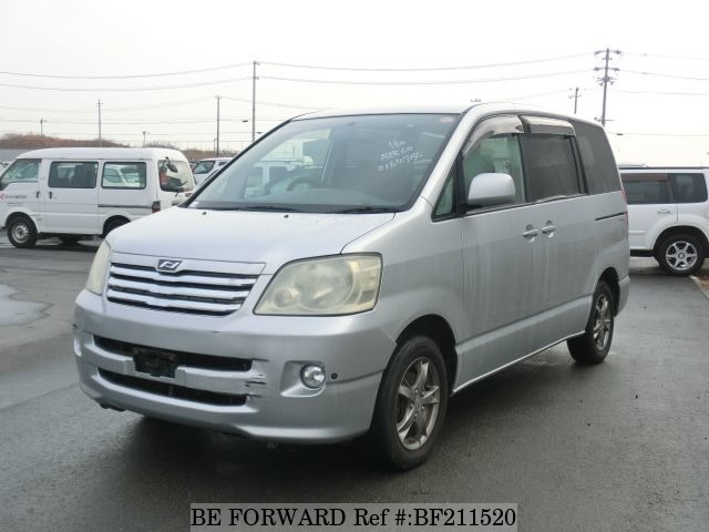 Used 2003 TOYOTA NOAH BF211520 for Sale