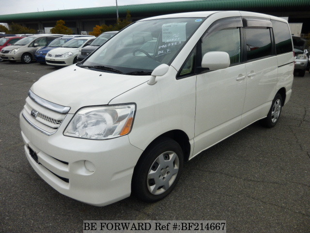 Used 2005 TOYOTA NOAH BF214667 for Sale