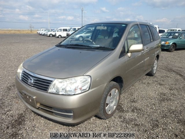 Used 2003 NISSAN LIBERTY BF223998 for Sale