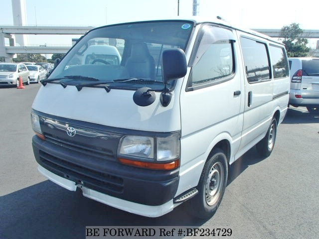 Used 1998 TOYOTA HIACE VAN BF234729 for Sale