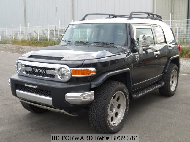 voiture occasion toyota fj cruiser brown. Black Bedroom Furniture Sets. Home Design Ideas